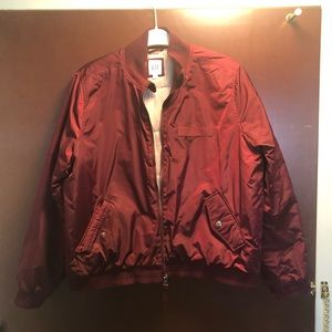 Gap W XL bomber jacket like new